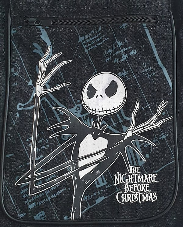 The nightmare before Christmas-veske  3f8f6799-cdc3-445b-8b6d-d14adcc12dc6