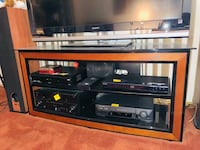black and gray home theater system San Jose, 95123