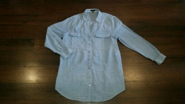 Woman's Collared Shirt