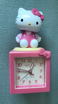 Brand new hello kitty alarm clock, Japanese Music!  Toronto, M5G