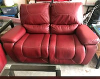 Leather Sofa and Loveseat  Tampa, 33602