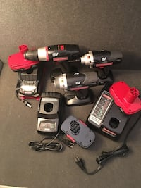 Sears Craftsman 19.2 Volt Includes All Items In Photo  Henderson, 89014