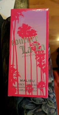 Juicy Couture Malibu perfume Burnaby, V3N