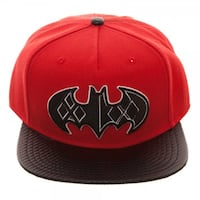 New Batman Harley Quinn Carbon Fiber Snapback Norwalk