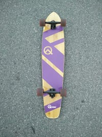 44' Bamboo Quest Super Cruiser Longboard Richmond, V6Y 3E6