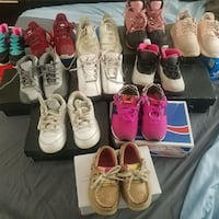 "*READ MORE ""INFO""* Baby toddler shoe lot Louisville"