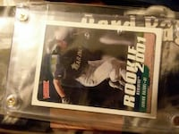Rookie card 25.00 or best. Offer Hagerstown, 21740