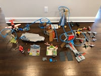 Disney Planes Fire & Rescue Large Lot Vehicles & Multiple Playsets Tinton Falls, 07724