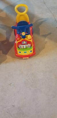 children's multicolored ride-on toy Frederick, 21702