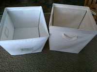 2 large storage bins all for $5 Westmont, 60559