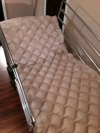 Fully electric Home Hospital Bed