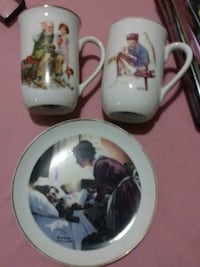 Norman Rockwell collectables 8.00 for all Baltimore, 21229