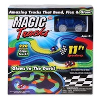 Magic Tracks Set/ jUST TRACK (WITHOUT THE TWO CARS) Helena