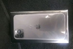 Iphone11 pro max never opened still in wrapper