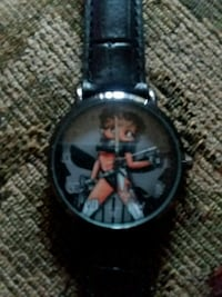 BETTY BOOP LEATHER WATCH Merrillville, 46410