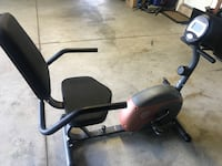 Exercise Recumbent Bike Upland, 91784