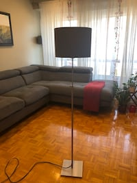 Grey floor lamp  Markham, L3T 3Z9