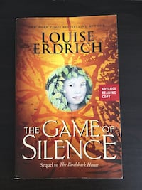 The Game of Silence by Louise Erdrich book Toronto, M5V 3A7