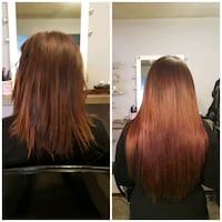 Certified hair extensionist Calgary, T2E 0W3