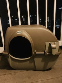 Roll N' Clean Litter Box & Litter Gaithersburg, 20879