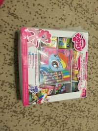 My little pony stickers pack with a sticker pad 506 km