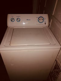 White top-load clothes washer Miller Place, 11764