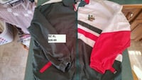 Halifax Mooseheads adult sz XL jacket Timberlea, B3T 1G6