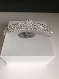 Crystal Wedding Tiara