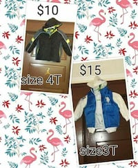 Toddler Jackets Savannah, 31406