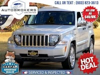 2011 Jeep Liberty Sport SUV 4D Derry