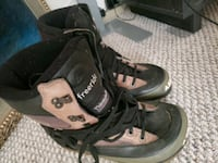 Airwalk freewride snow board boots size 9 Los Angeles, 91303