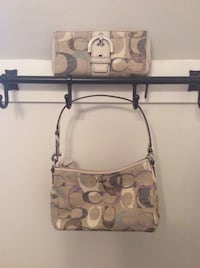 Matching Coach purse and wallet  Kitchener, N2G 1K2