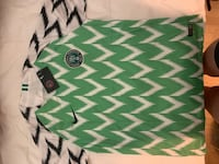 Nigeria Football Shirt 2019 New with Tags London, SW8