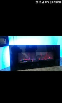 Electric fireplace and heater Bloomington, 92316