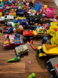 Kids toys lot of each toy for $1  Gaithersburg, 20878