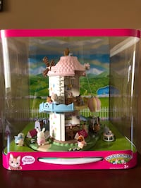 Rare CALICO CRITTERS Baby Play House CC2116 store display Mount Laurel, 08054