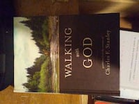 Walking with God by Charles F. Stanley book Beech Island, 29842