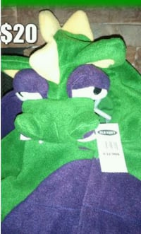 COSTUME FOR TODDLERS ( LITTLE DRAGON ) Moreno Valley, 92555