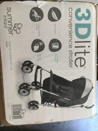 Brand new 3D lite stroller box never opened Alexandria, 22311