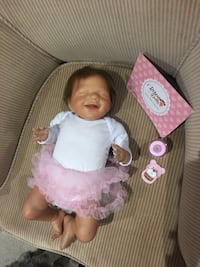 Reborn Doll brand new in packaging box