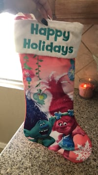 Troll Christmas stocking  Visalia, 93291