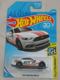 Hot Wheels Speed Graphics Series Mustang GT Toronto, M3J