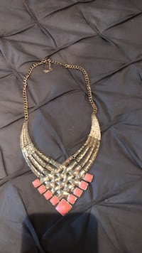 gold-colored chain necklace Matawan, 07747