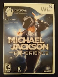 Michael Jackson Experience for Nintendo Wii  Vaughan, L4L