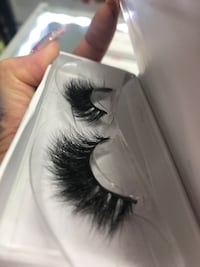 Eyelashes 3D new in the box 15$ pairs ,natural $10  Calgary, T2B 3G1