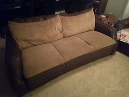 Cindy Crawford Edition Couch - rip and stains