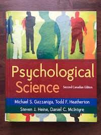 Introduction to Psychology Textbook