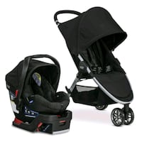 Britax Travel system - new in box Ajax, L1Z