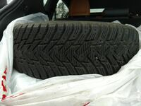 Nearly NEW Snow Tires