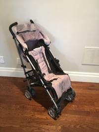 Baby's black and gray stroller Markham, L3P 1T8